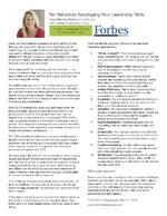 Forbes article Dede Henley HS